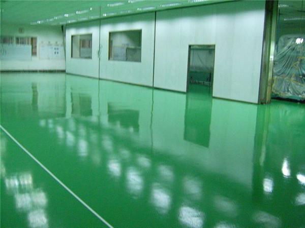 優質防靜電地坪
