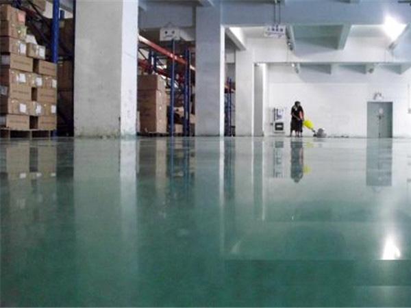 興義水性環氧地坪