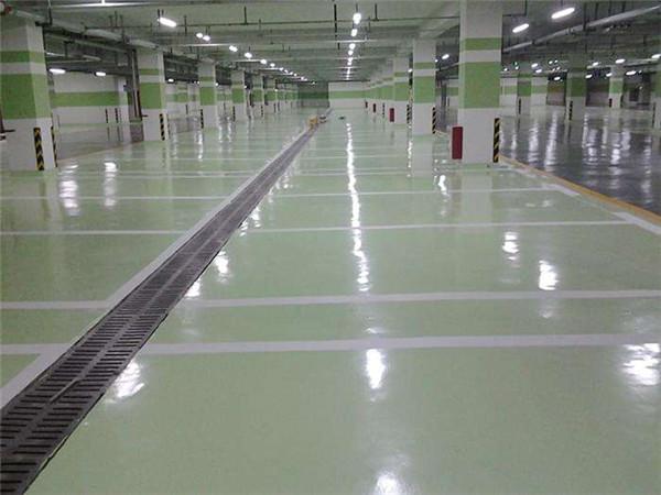 贵州水性地坪漆