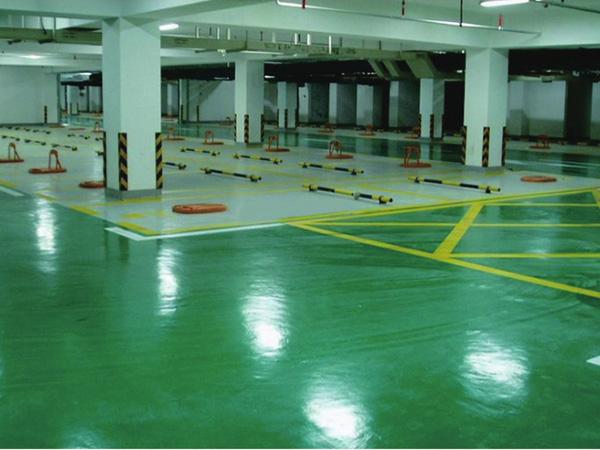 停车场地坪漆