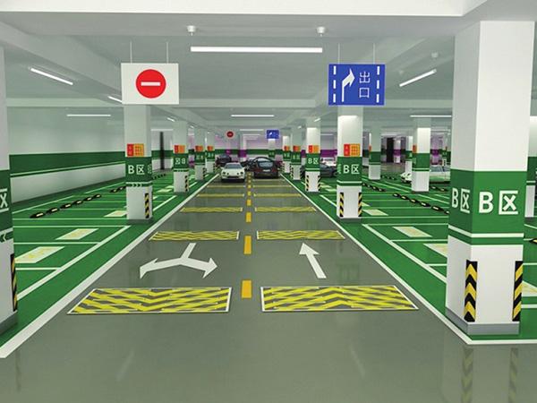 贵州停车场地坪漆