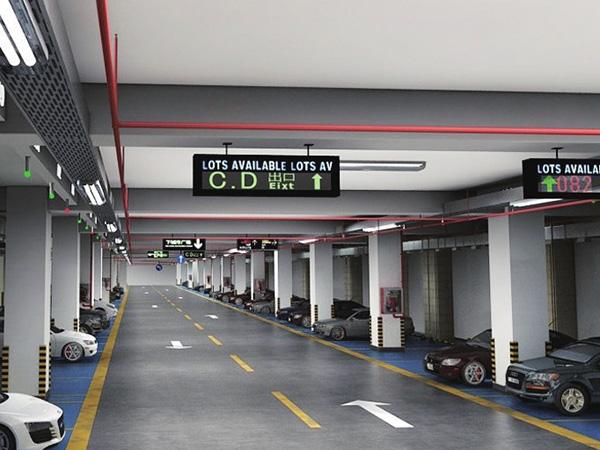 兴义停车场地坪漆