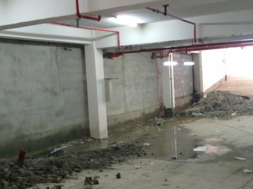 貴陽車庫防水堵漏