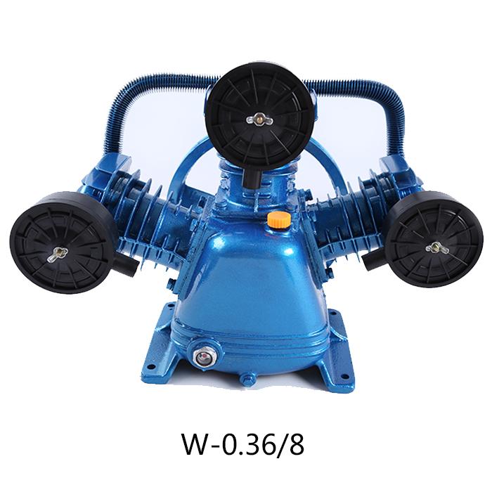空压机泵头0.17机头