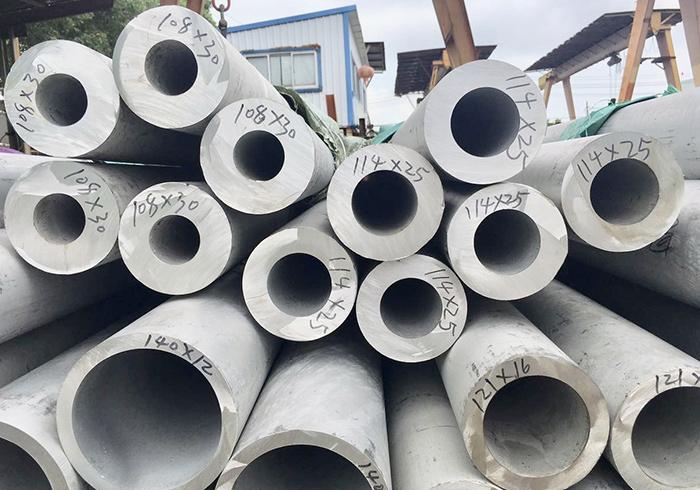 不锈钢厚壁管厂
