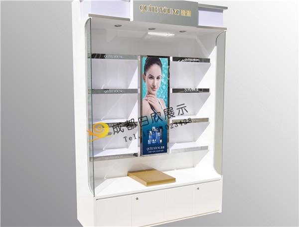 化妆品专柜设计