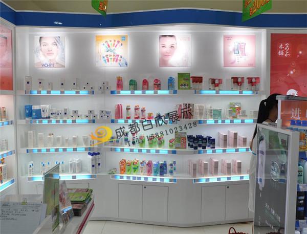 化妆品展柜设计公司