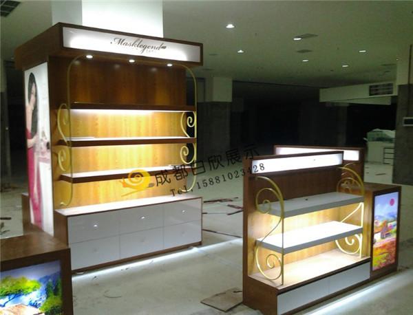 成都化妆品展柜设计