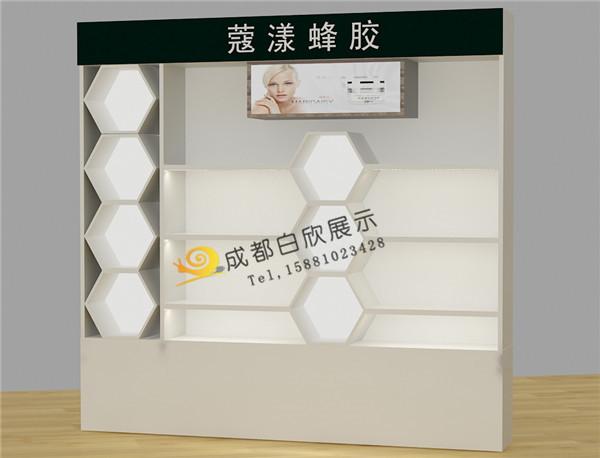绵阳化妆品展柜设计