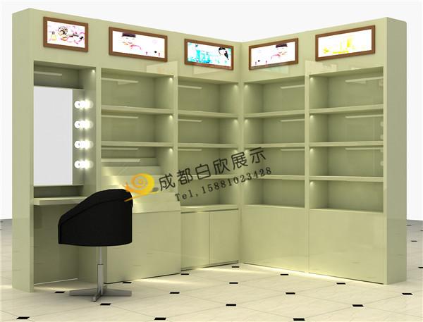 西南化妆品展柜厂