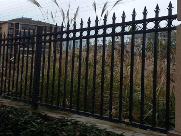 铁艺护栏设计