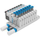 通用型阀岛VTUG 带单个电气接口