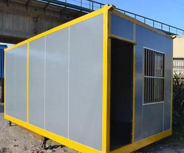 A级防火集装箱