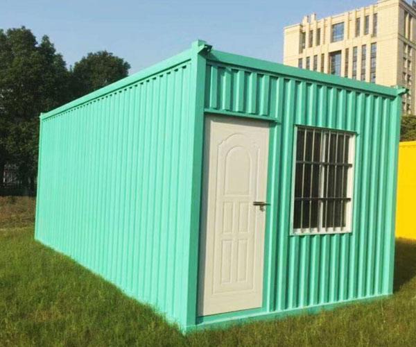 遵义集装箱板房租赁