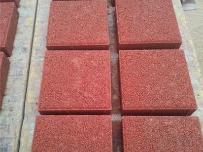 透水砖规格