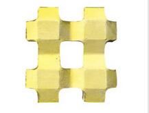 8字形草坪砖