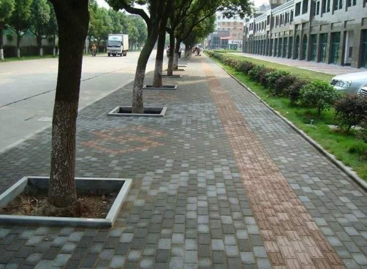 水泥道板砖