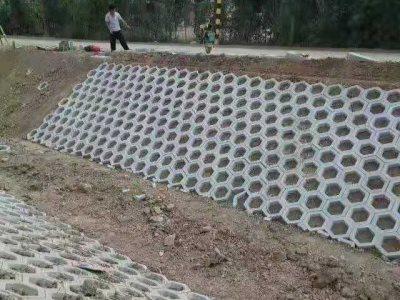 高速公路护坡砖