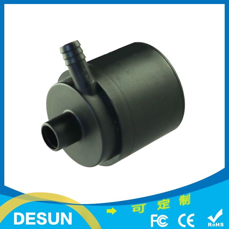 微型太阳能喷泉水泵DS3301