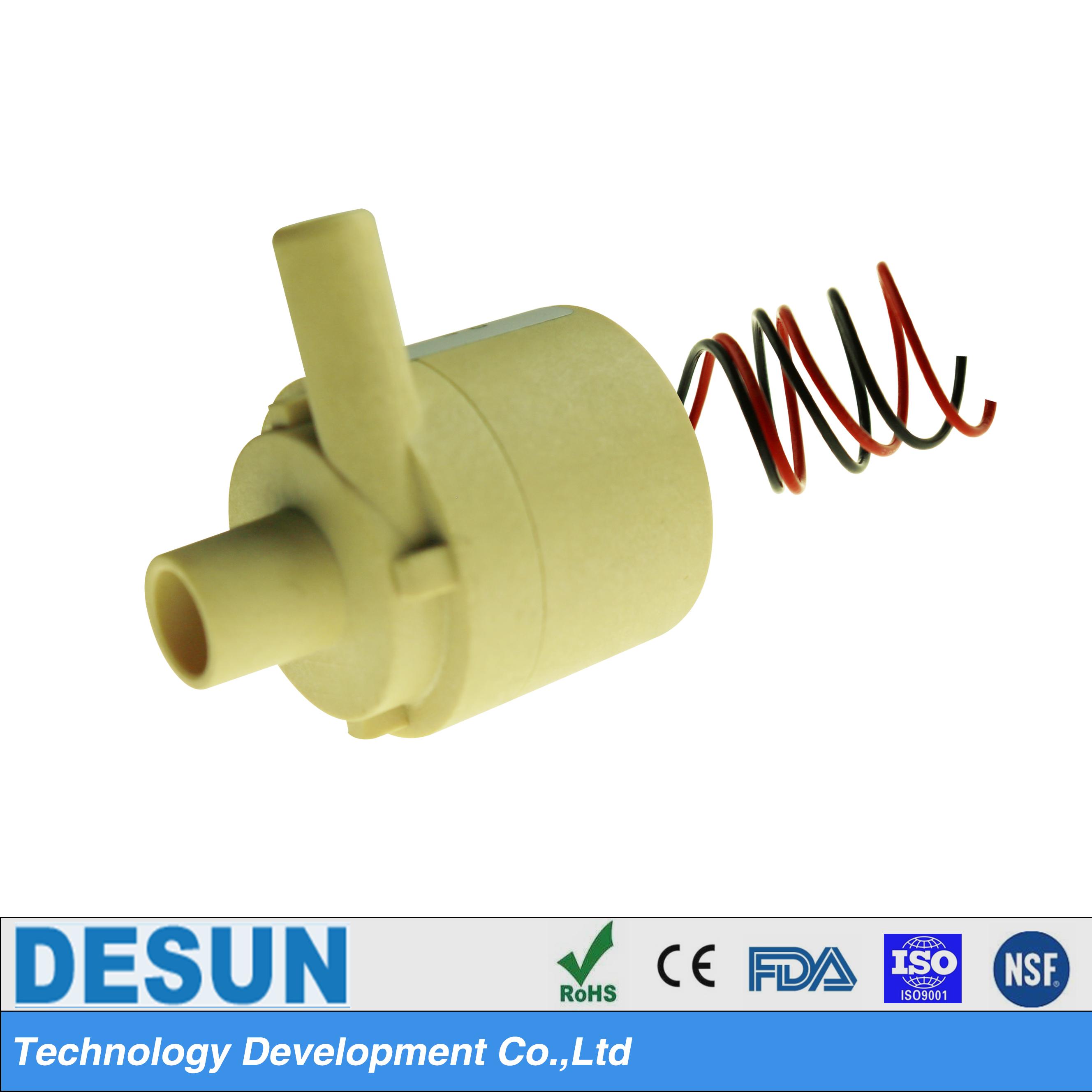 微型无刷直流潜水泵DS2501H