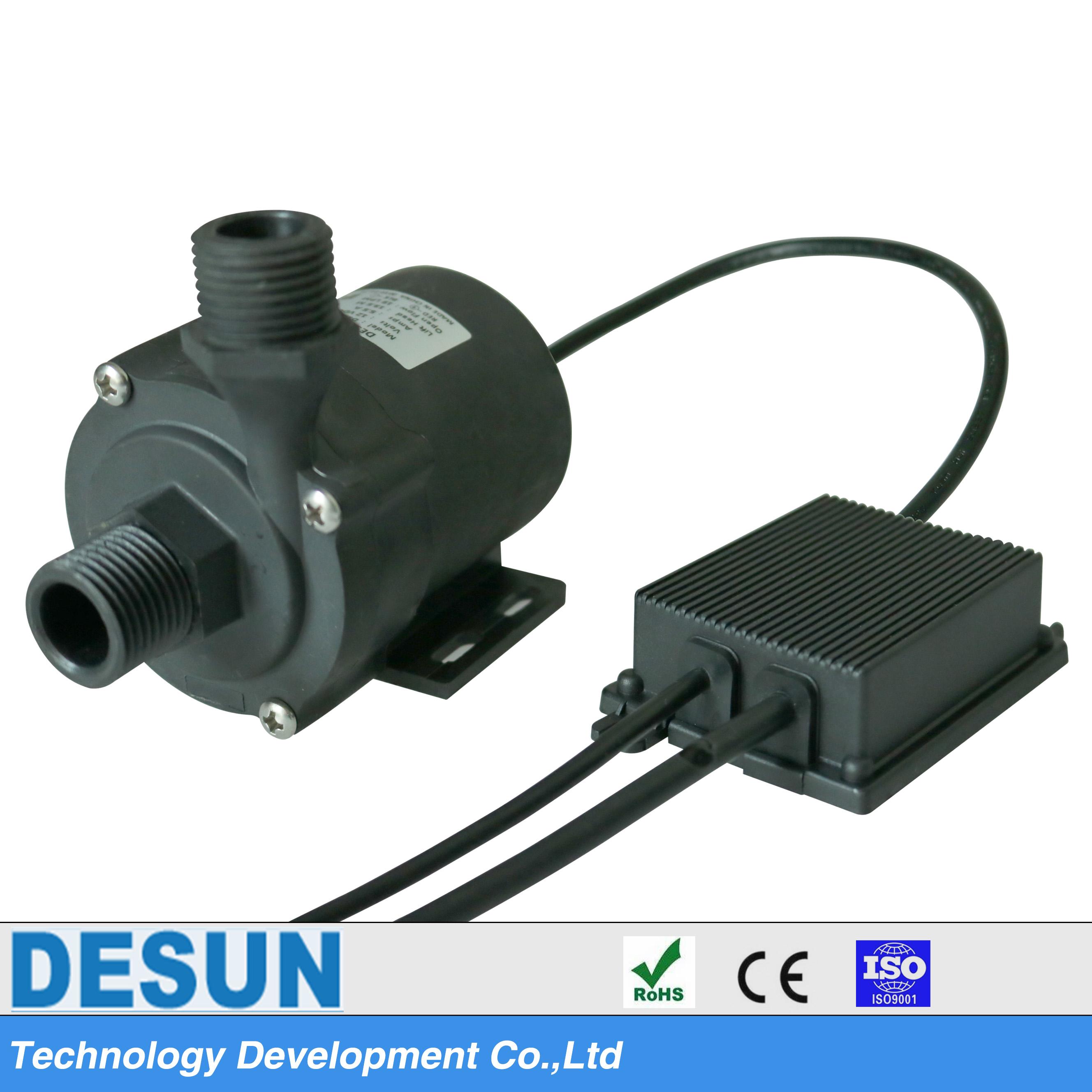 三相调速医疗器械微型水泵DS50