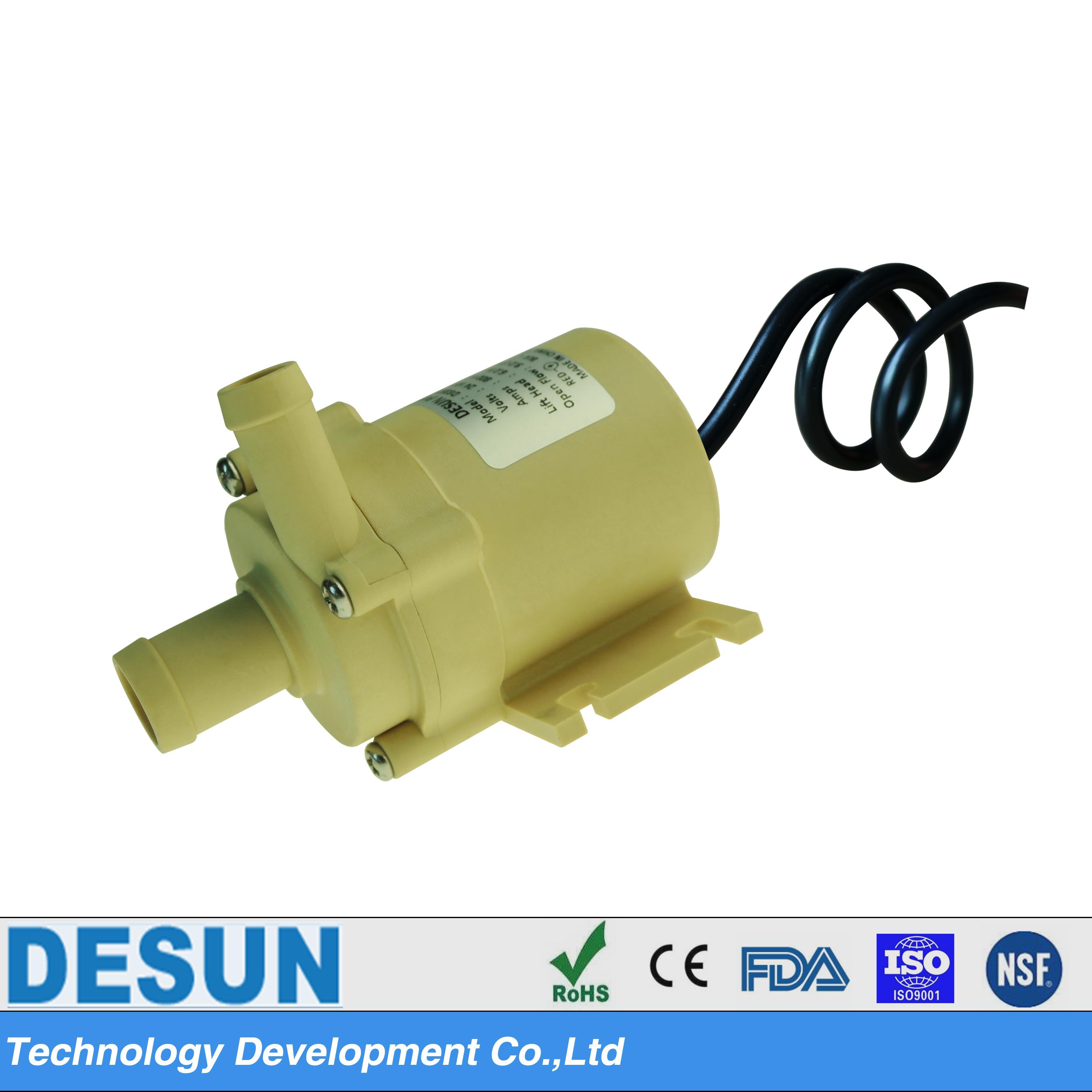 微型食品级咖啡机水泵DS3501