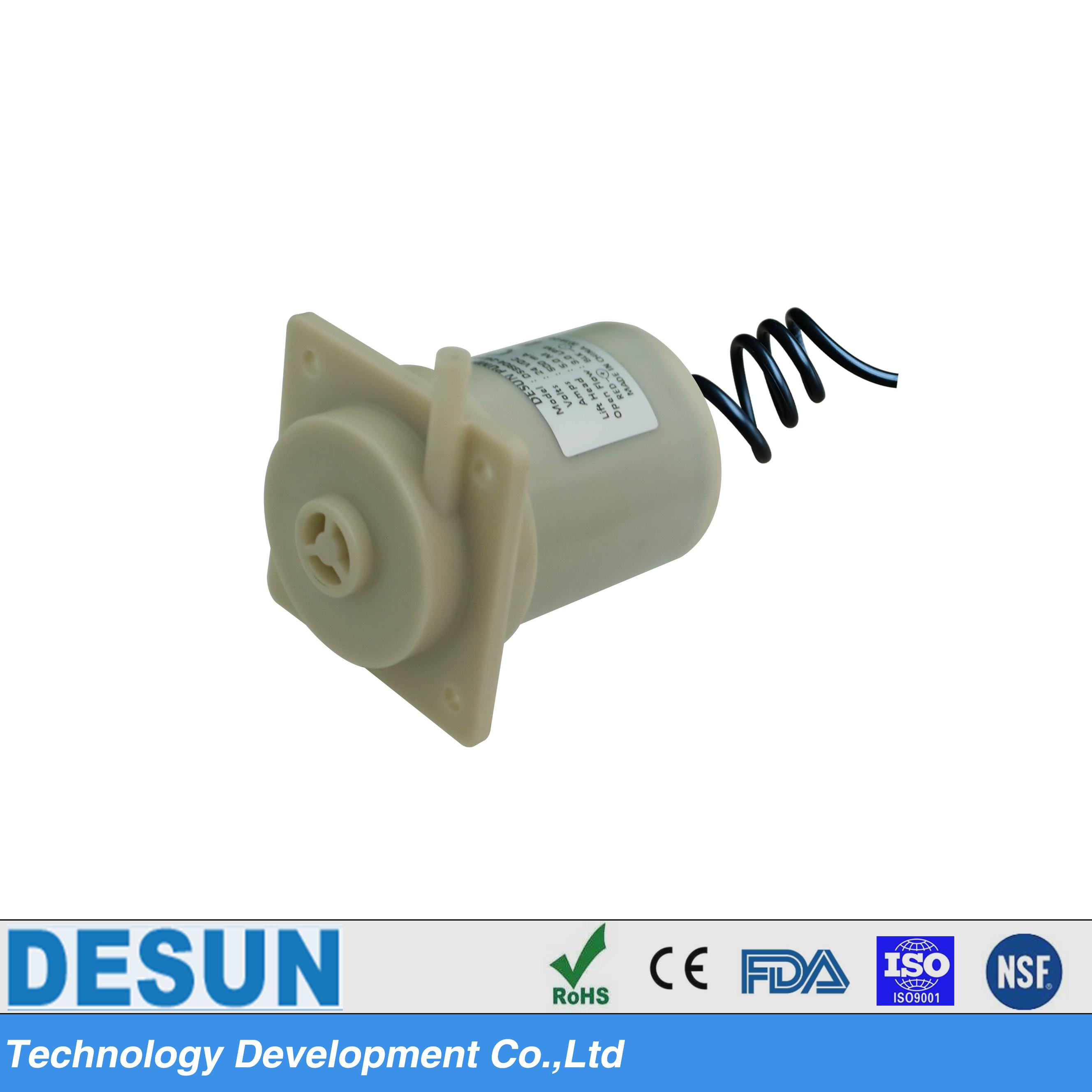 食品级饮水机微型水泵DS3904