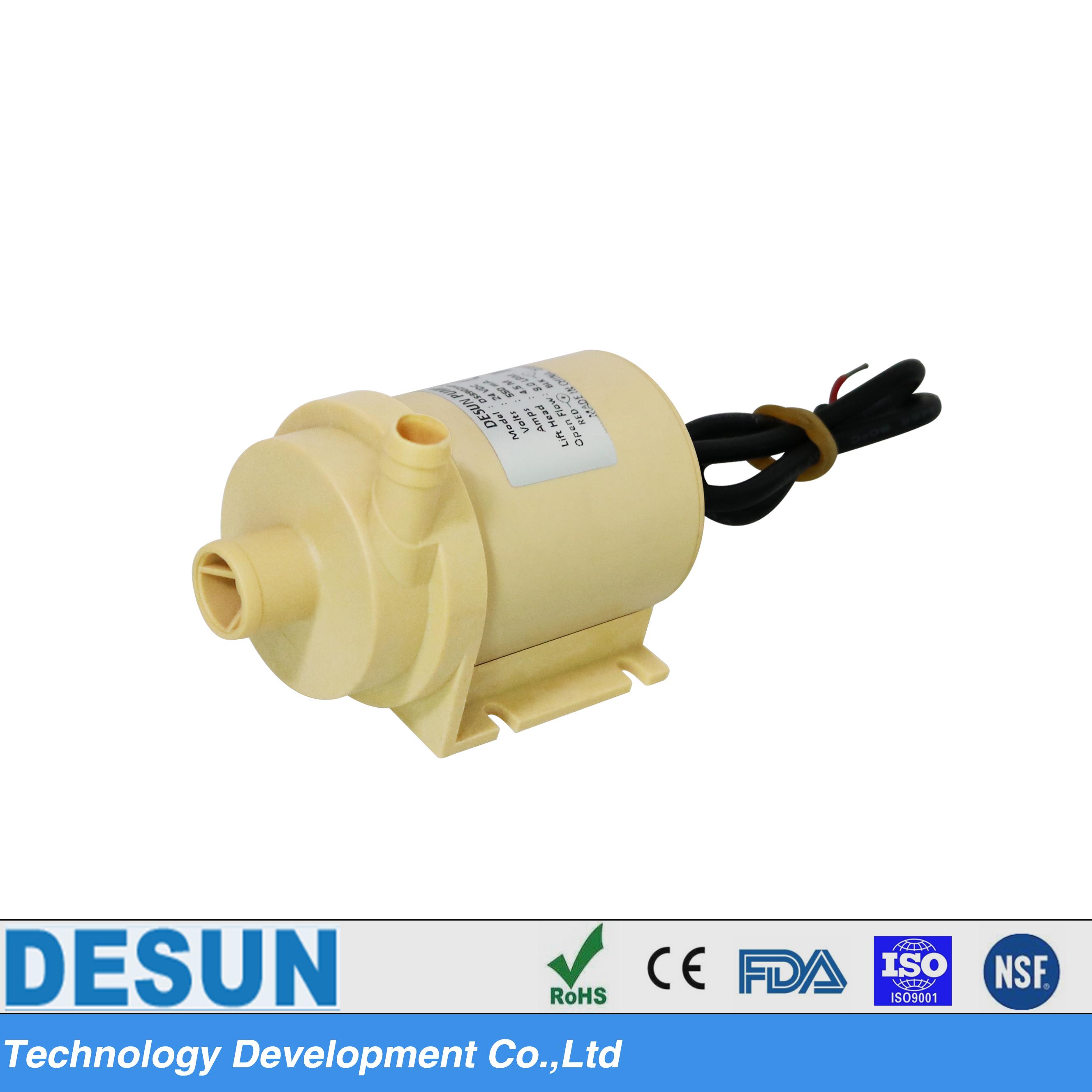 微型食品级医疗器械水泵DS3902HF
