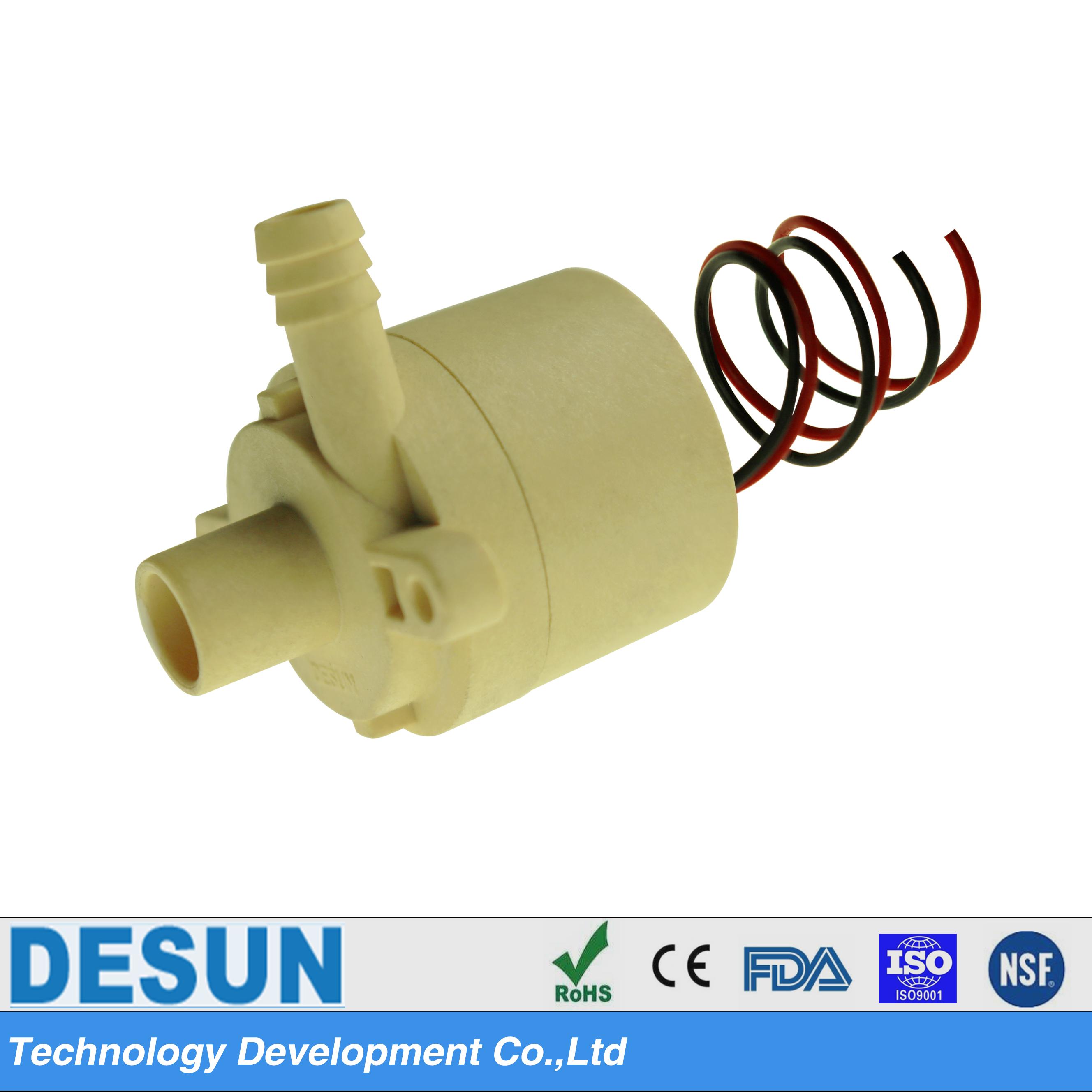 微型食品级医疗器械水泵DS2504HF