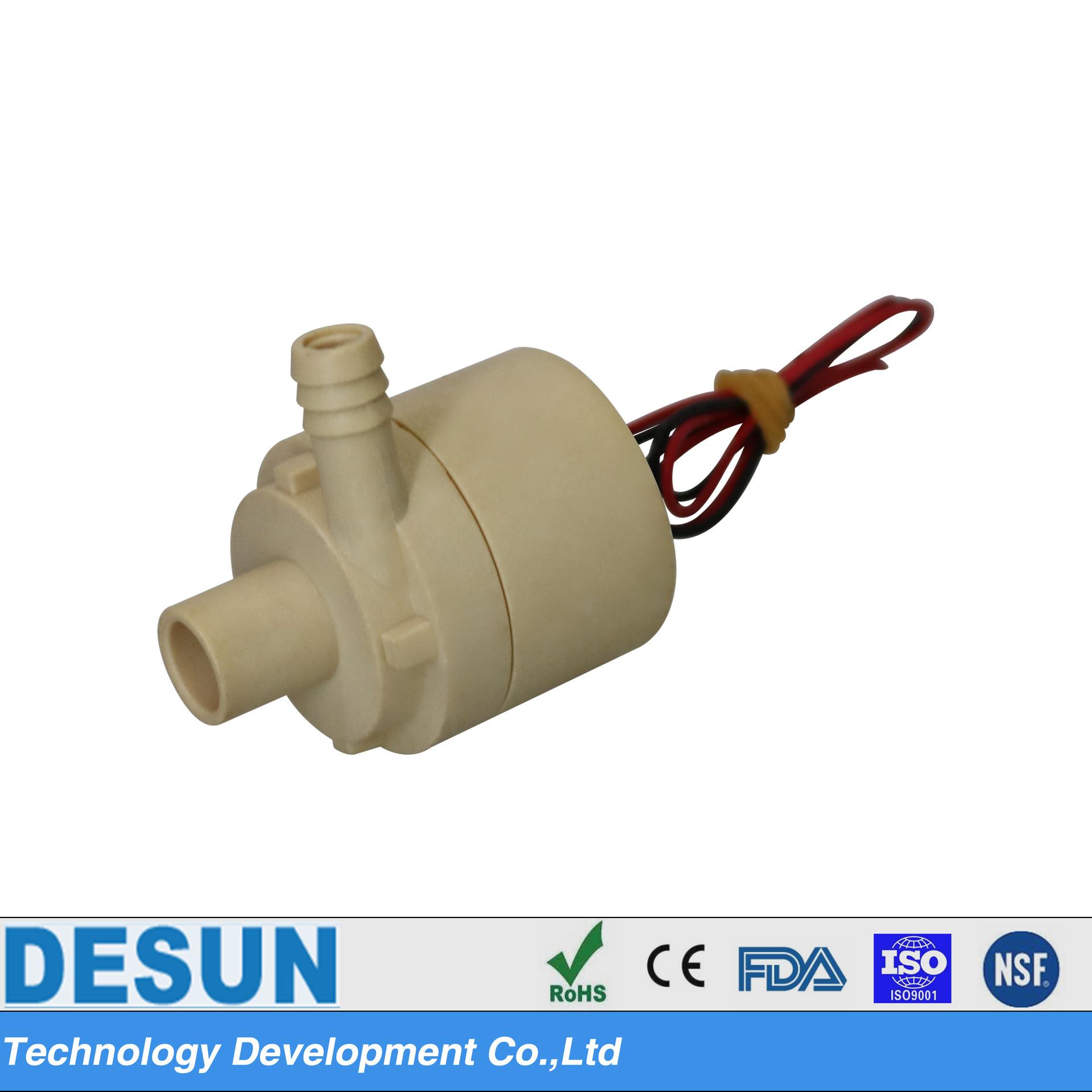 微型食品级医疗器械水泵DS2502HF