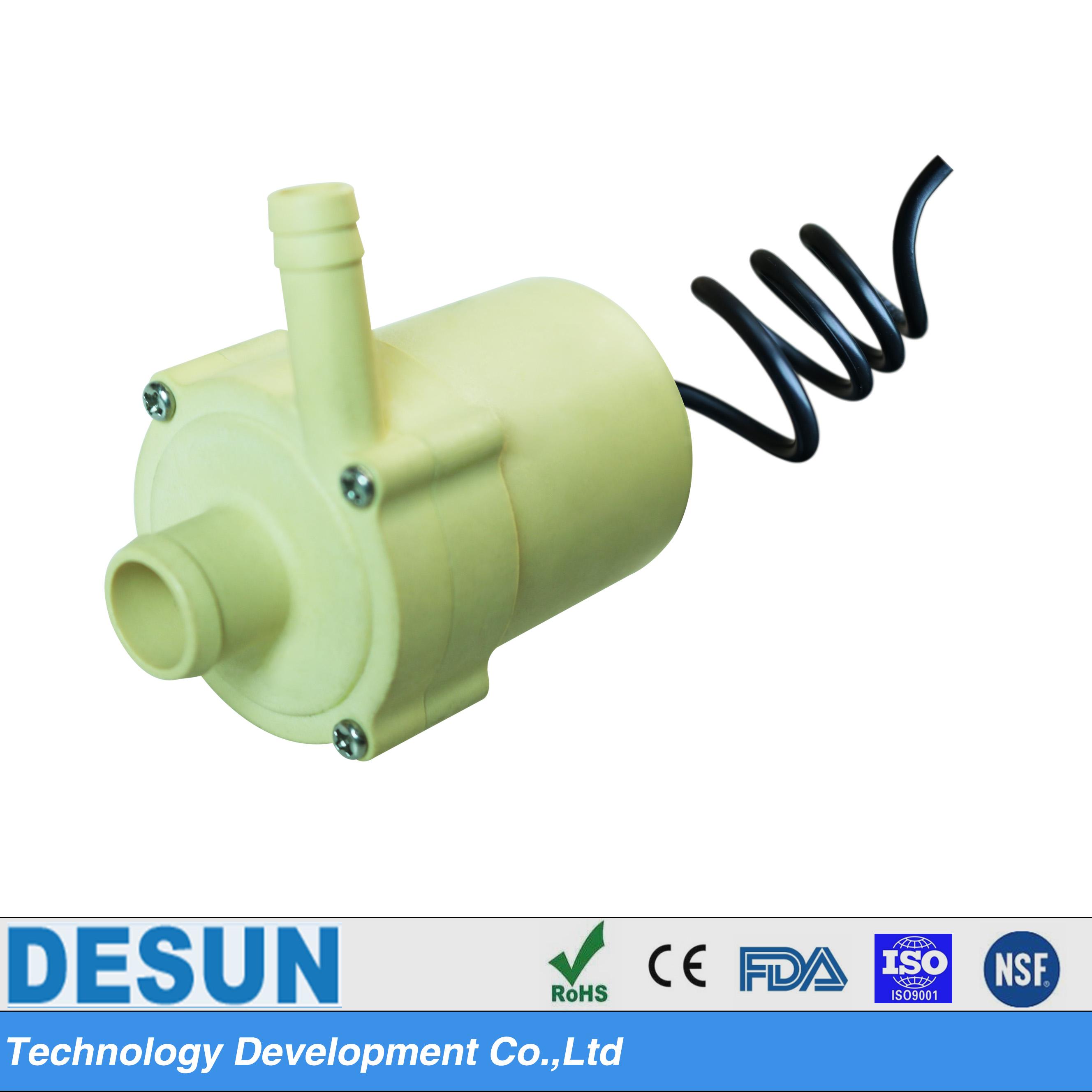 微型食品级直流水泵DS4501H
