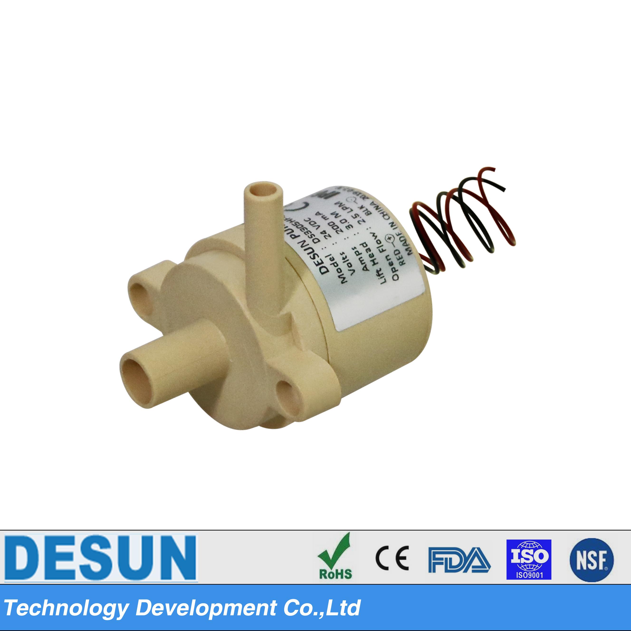 食品级无刷直流水泵DS3305HF
