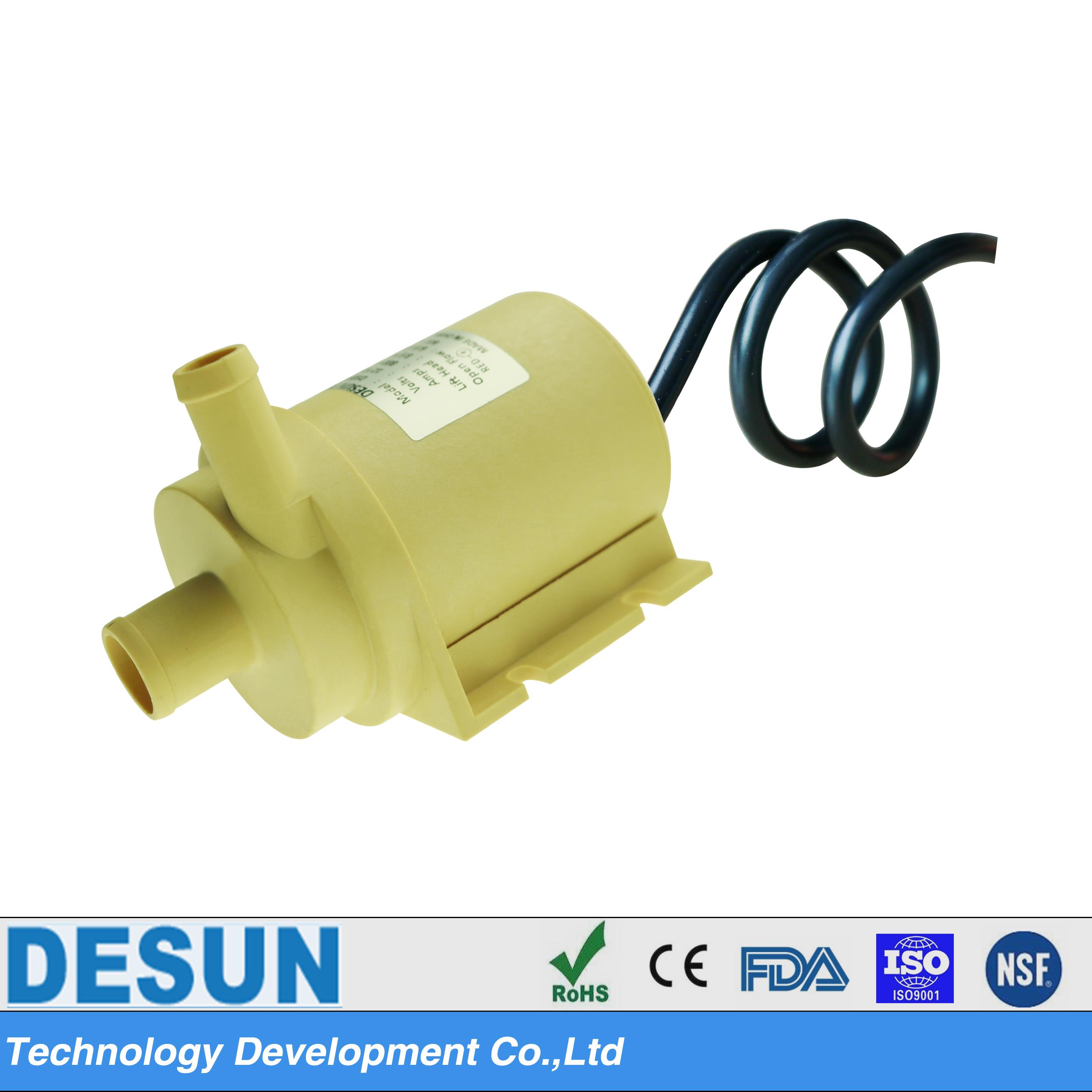高温食品级微型水泵DS3901HF