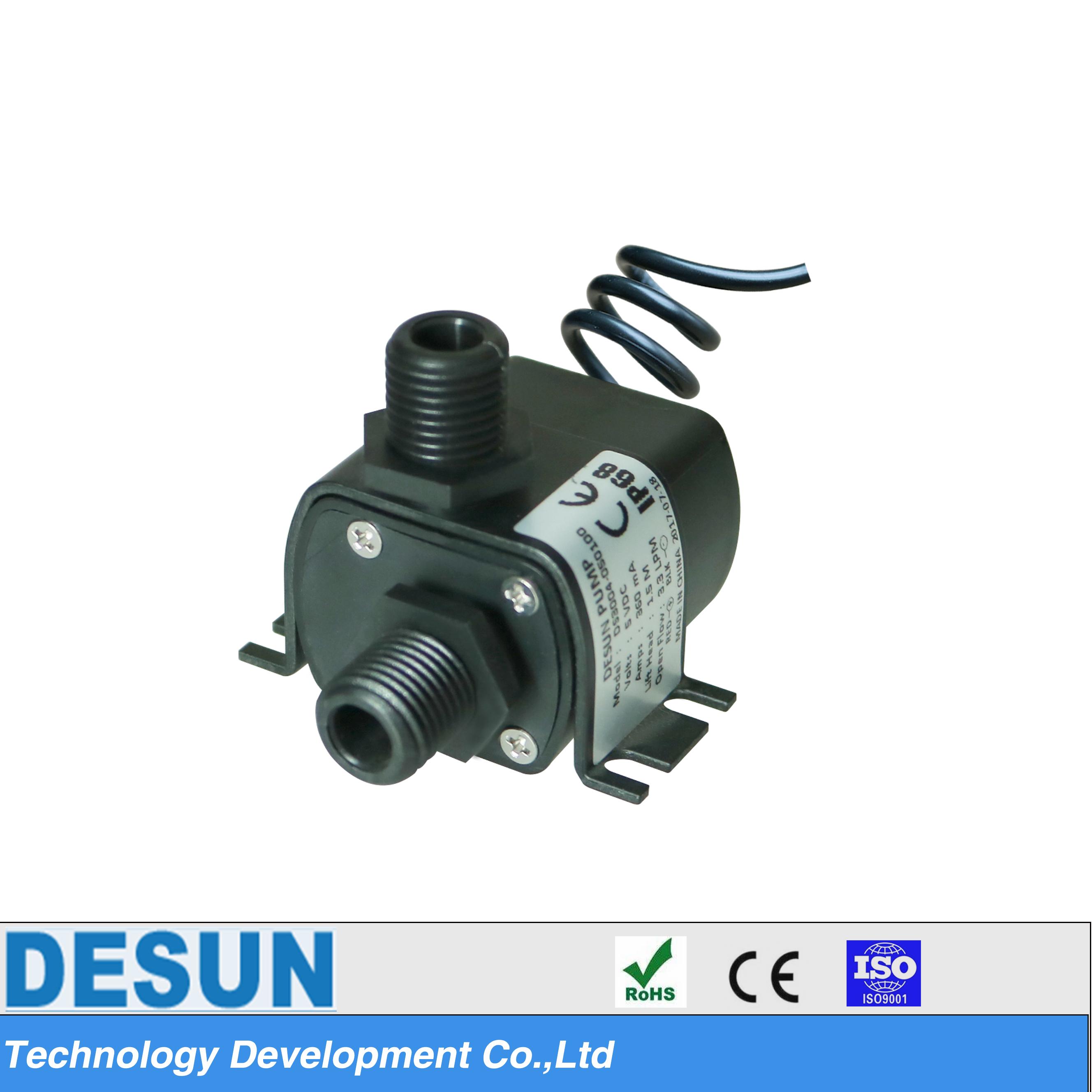 家用电器微型水泵DS3004