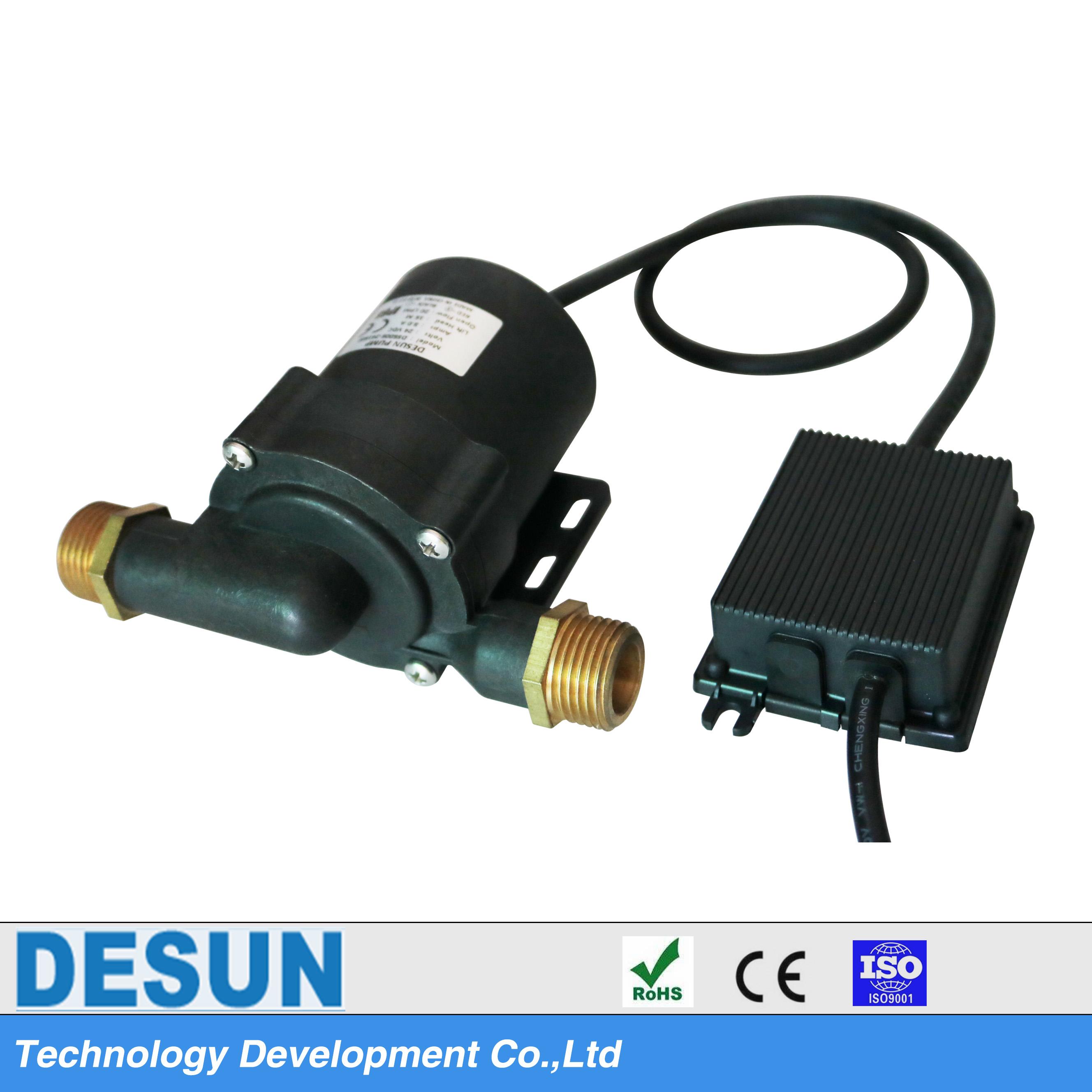 三相调速厨卫设备微型水泵DS5005