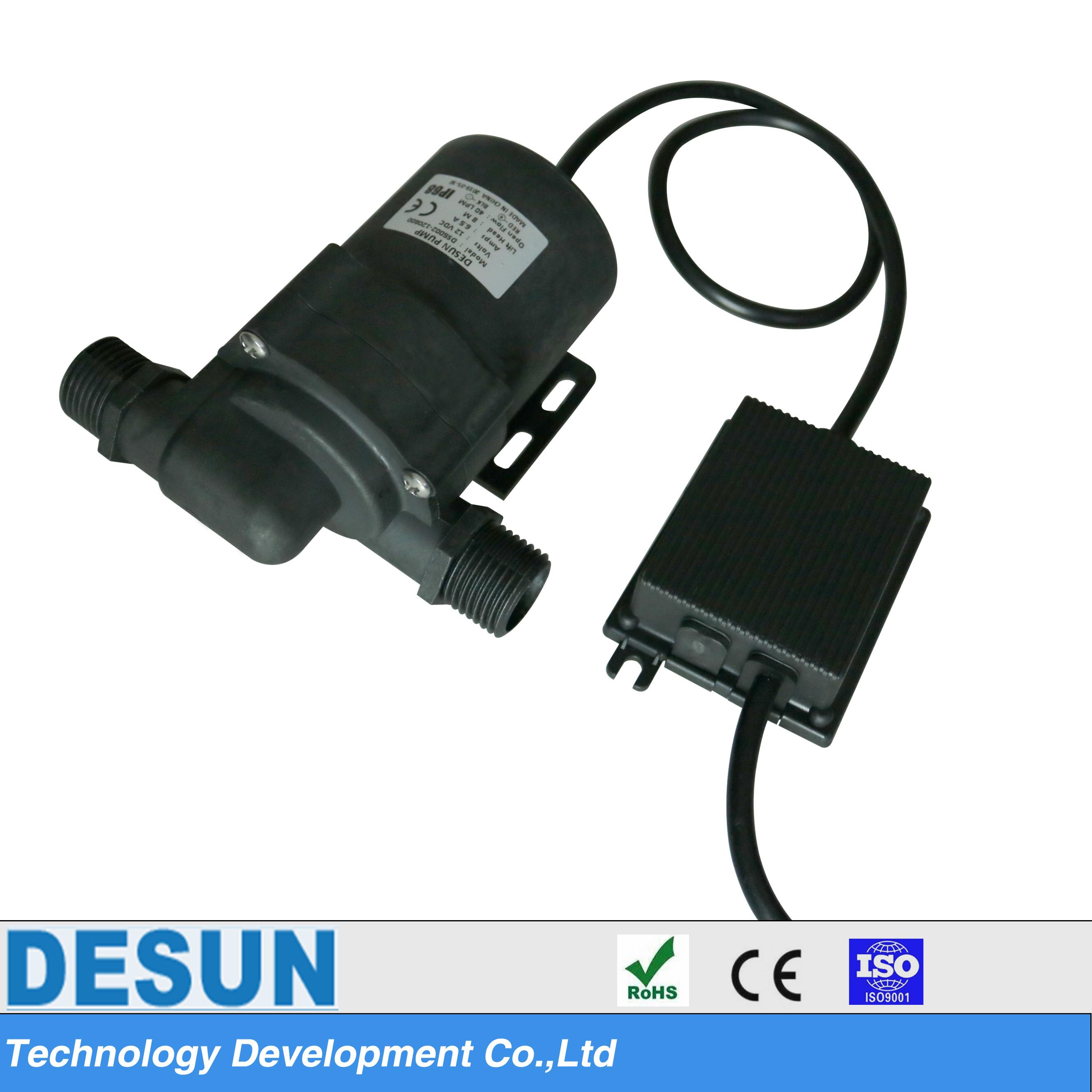 三相调速微型汽车电子水泵DS5002