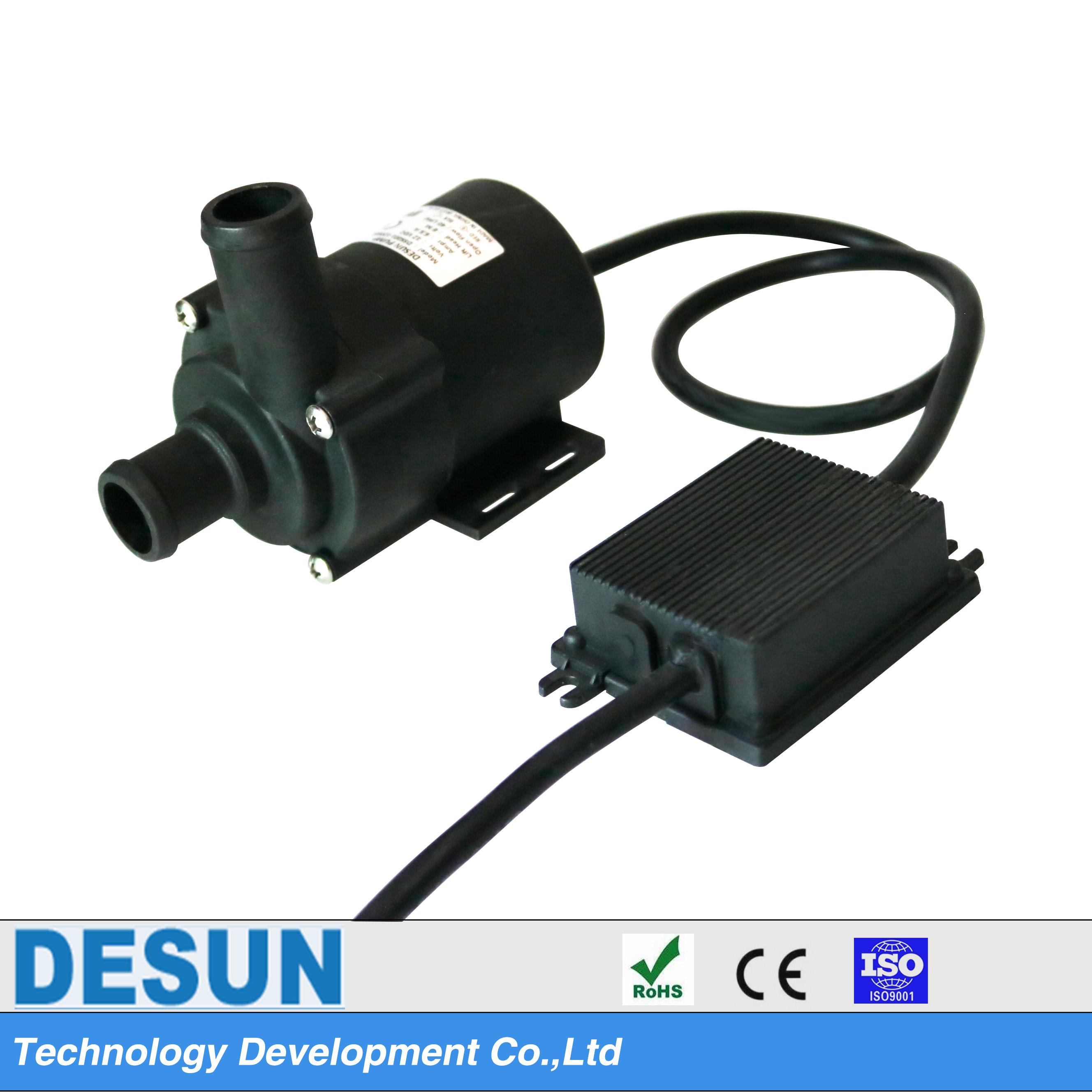 三相调速微型汽车电子水泵DS5001