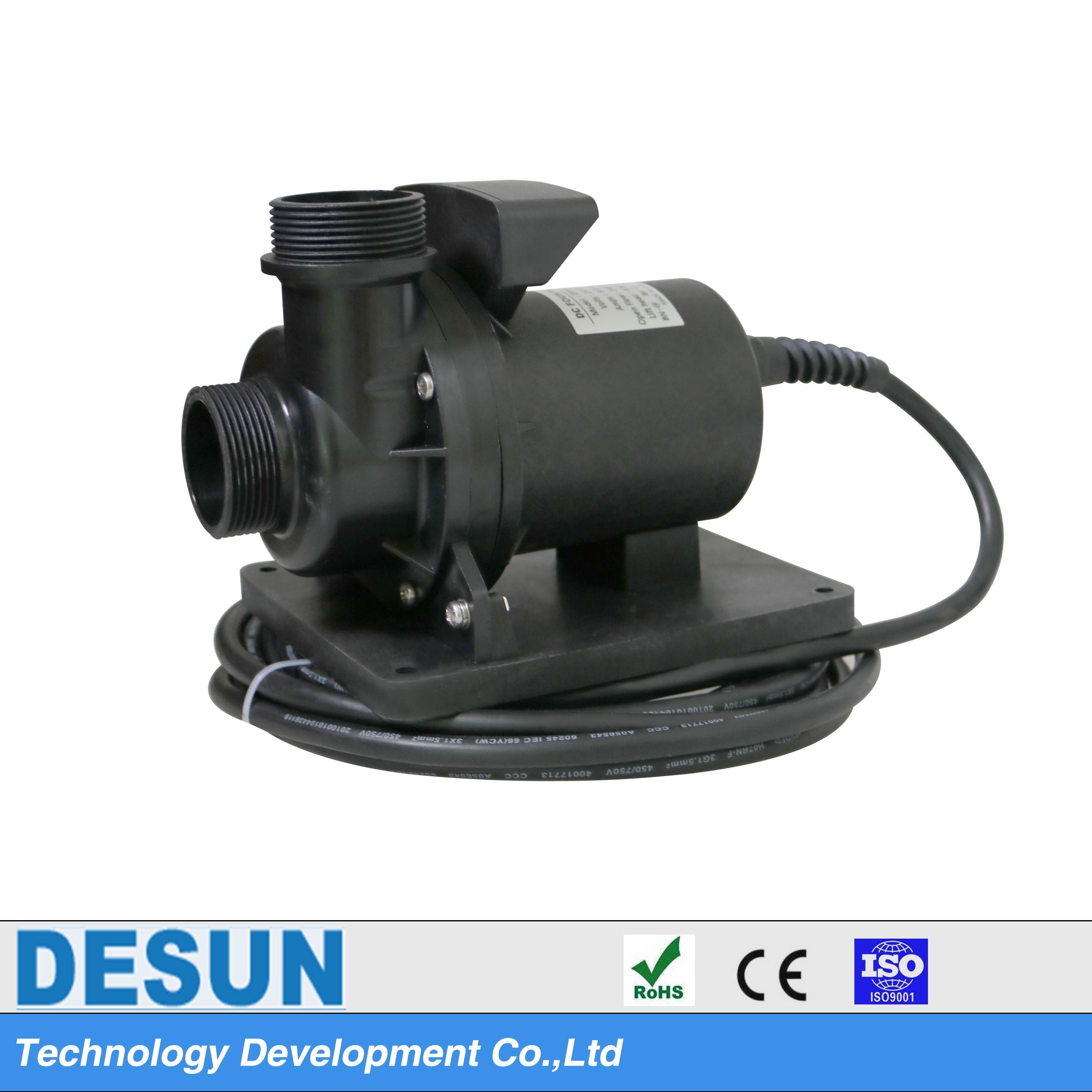 微型直流无刷潜水泵DS9002