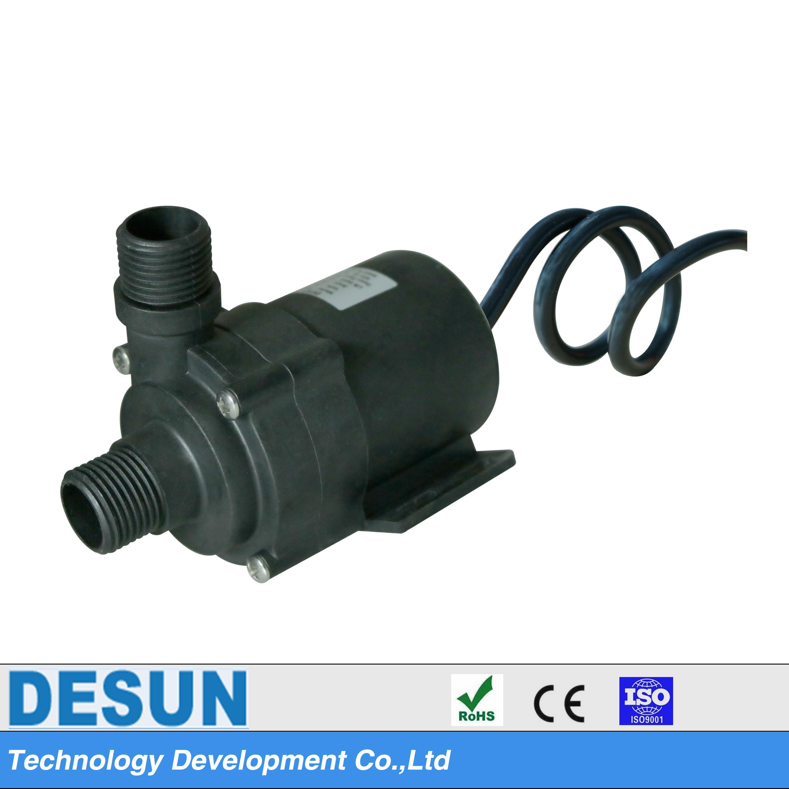 微型直流无刷潜水泵DS5007