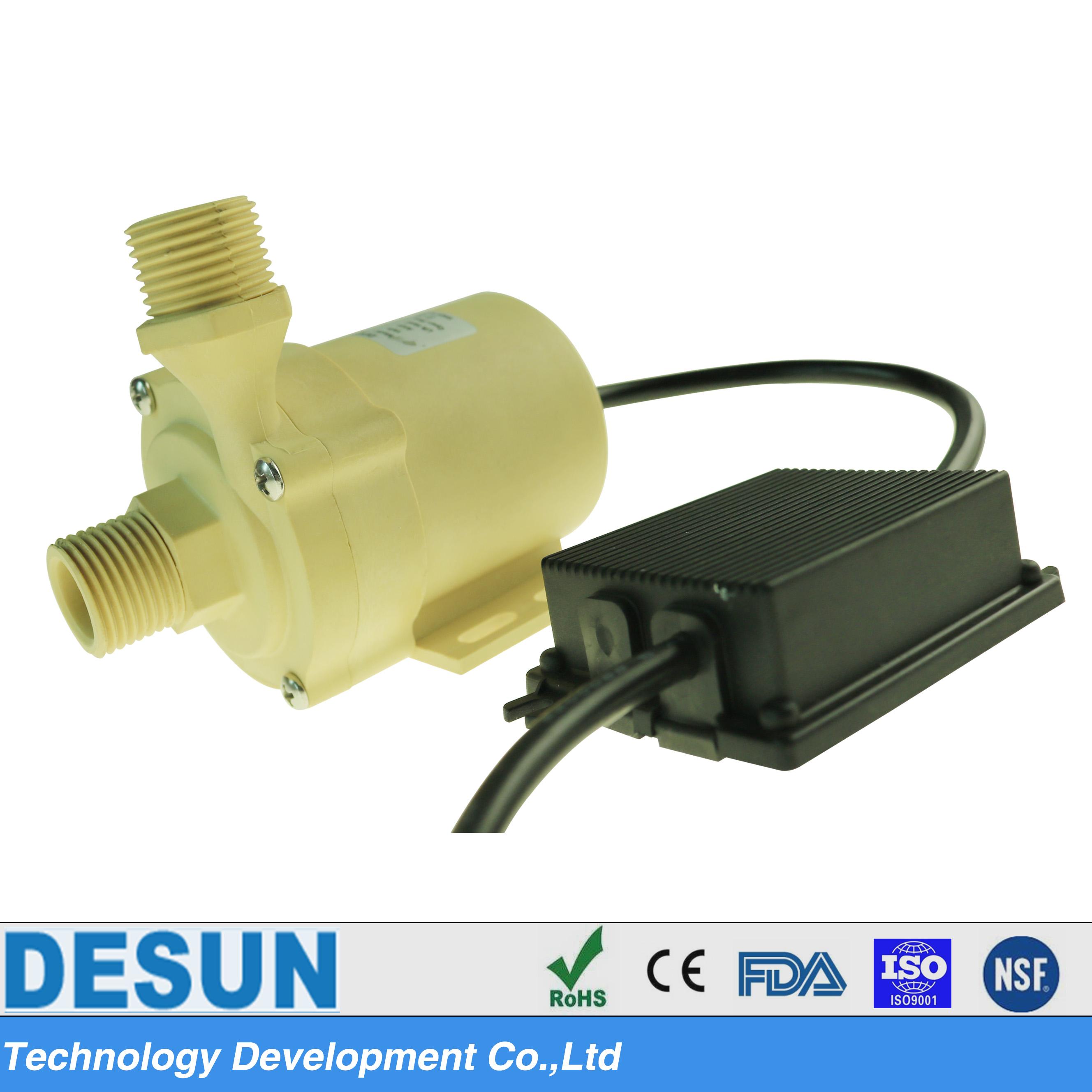 微型直流无刷潜水泵DS5004H
