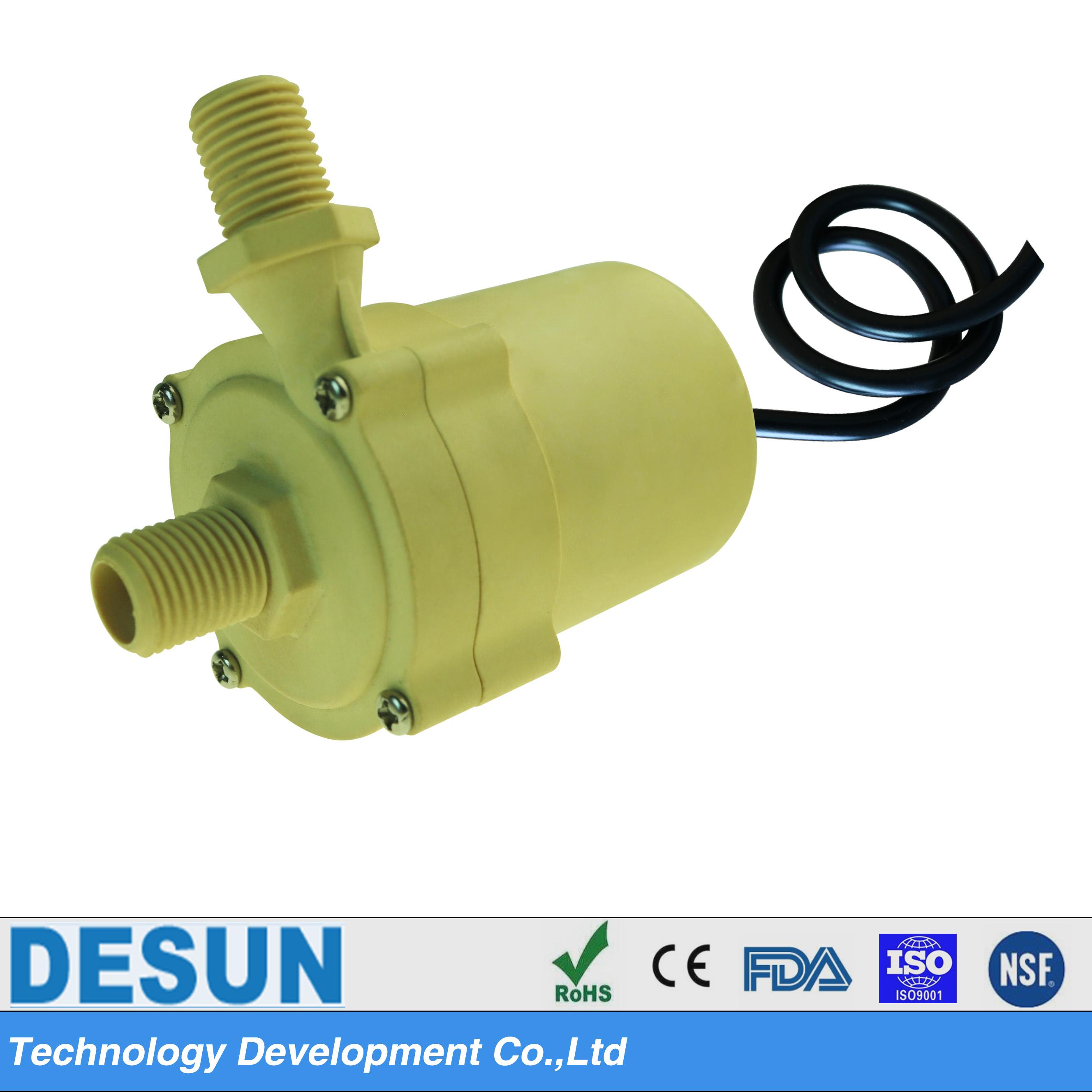 微型直流无刷潜水泵DS4504HF