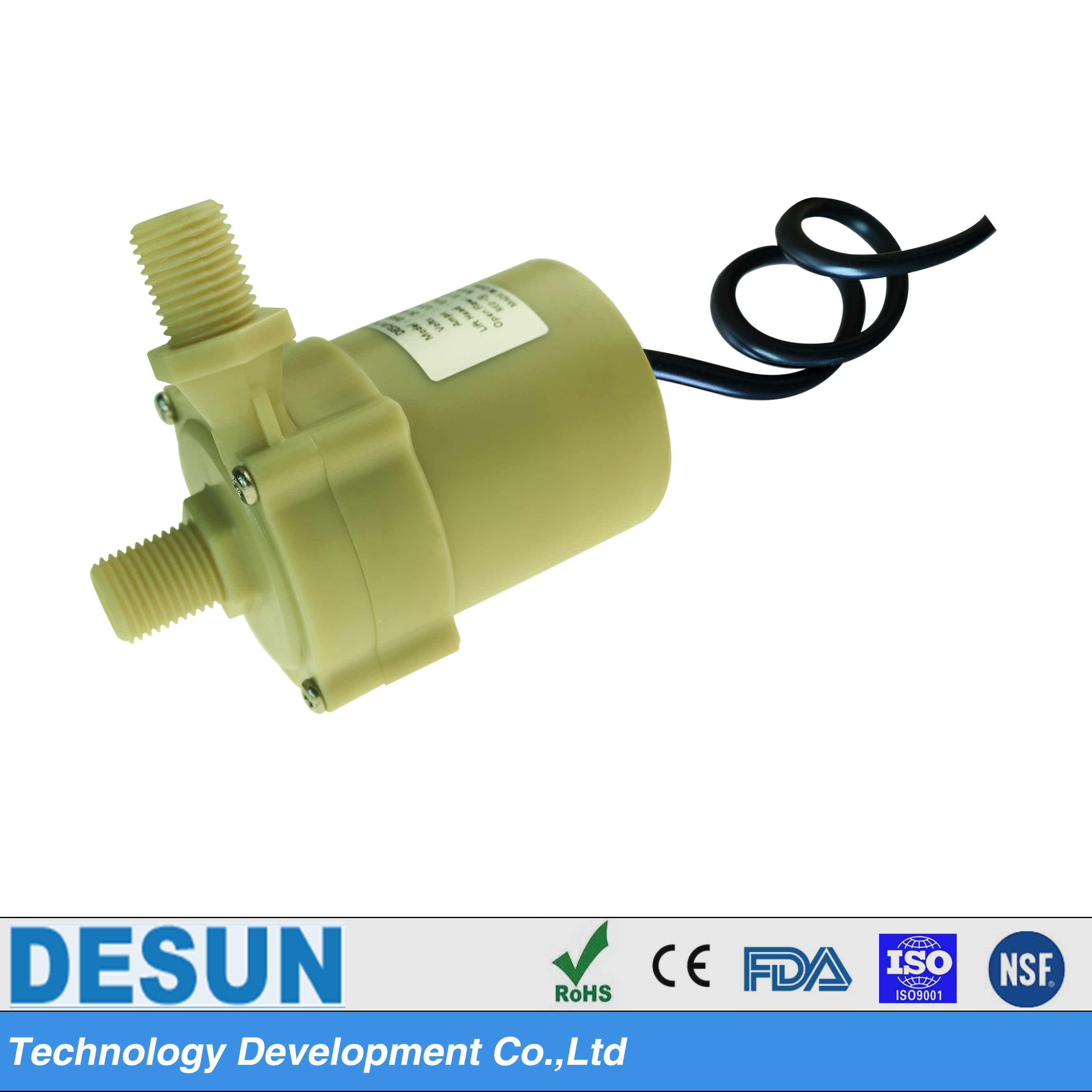 微型直流无刷潜水泵DS4504NF