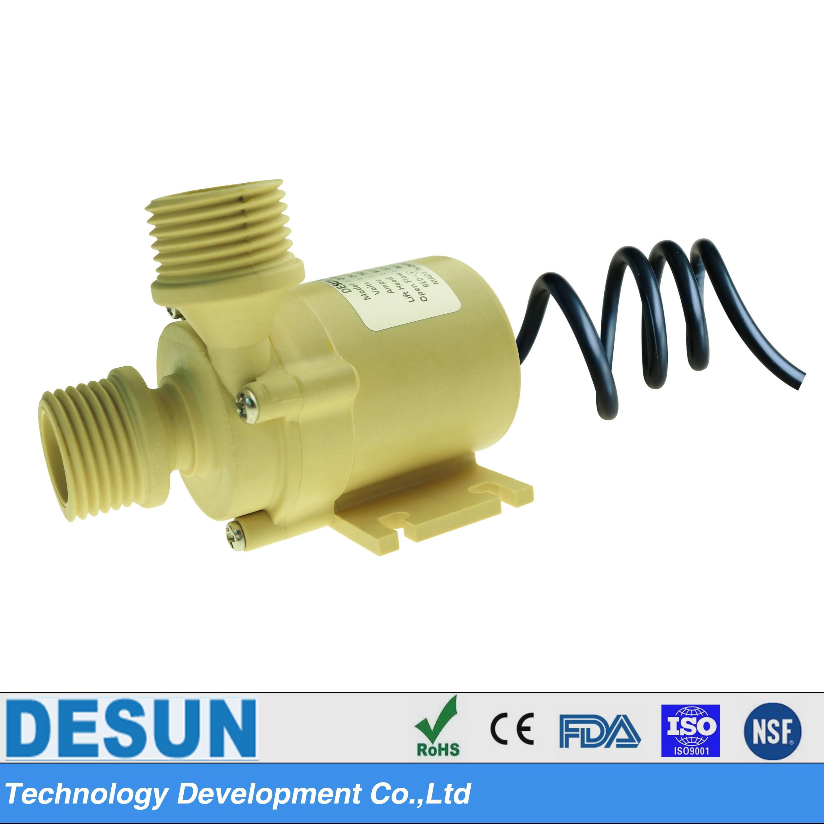 微型直流无刷潜水泵DS3502HF