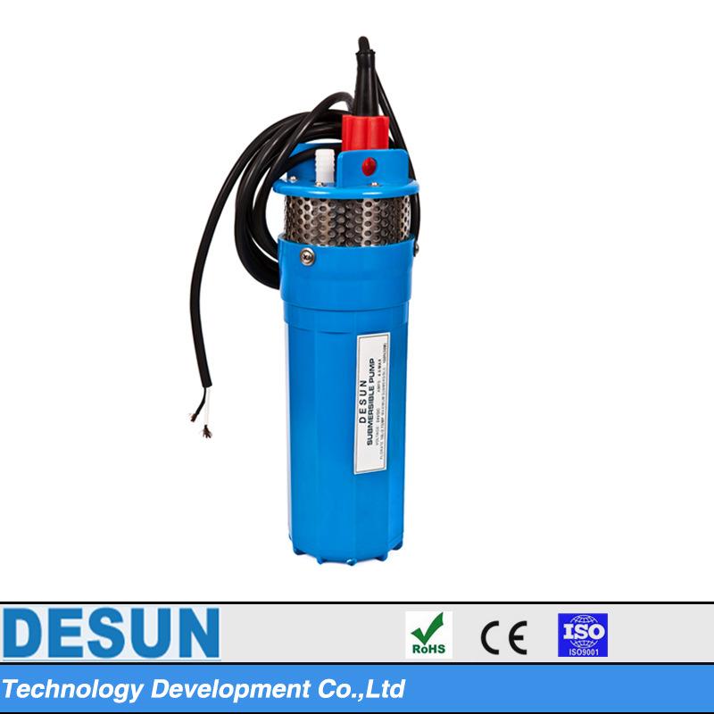 太阳能深井泵(蓝)DP