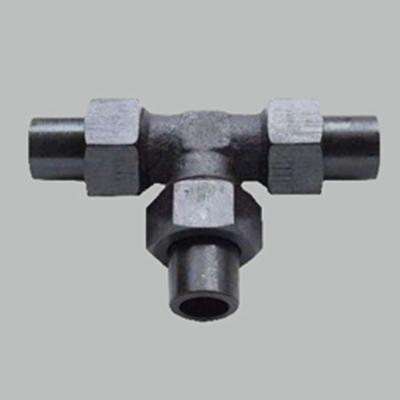 焊接式三通管接頭