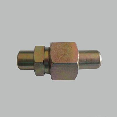 焊接式直通管接頭