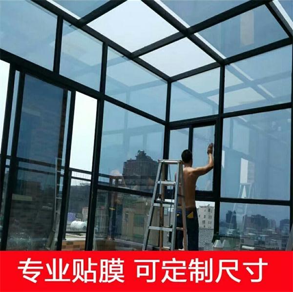 武漢玻璃隔熱膜