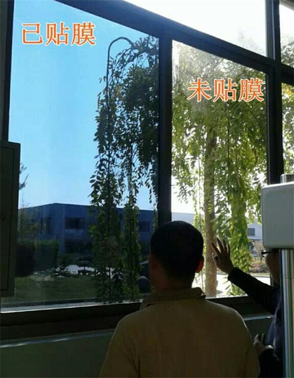 玻璃貼膜工程
