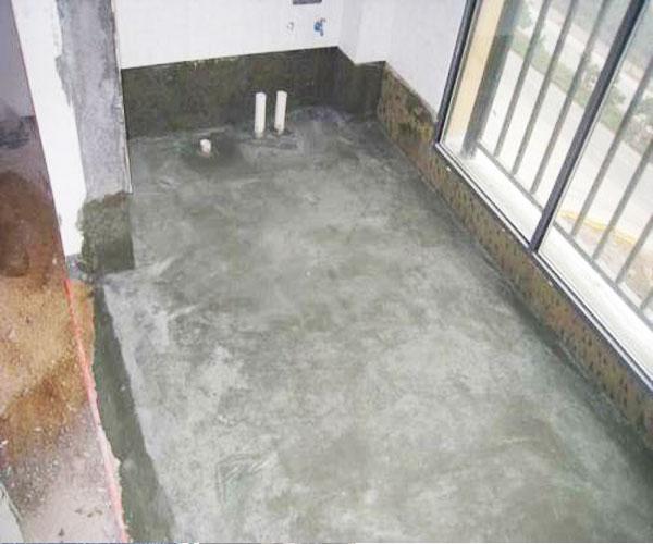 阳台防水工程