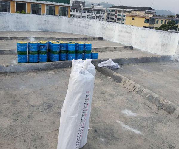 旧楼面防水工程